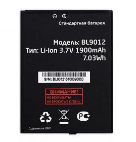 Аккумулятор Fly BL9012 FS508 Cirrus 6, FS509 Nimbus 9