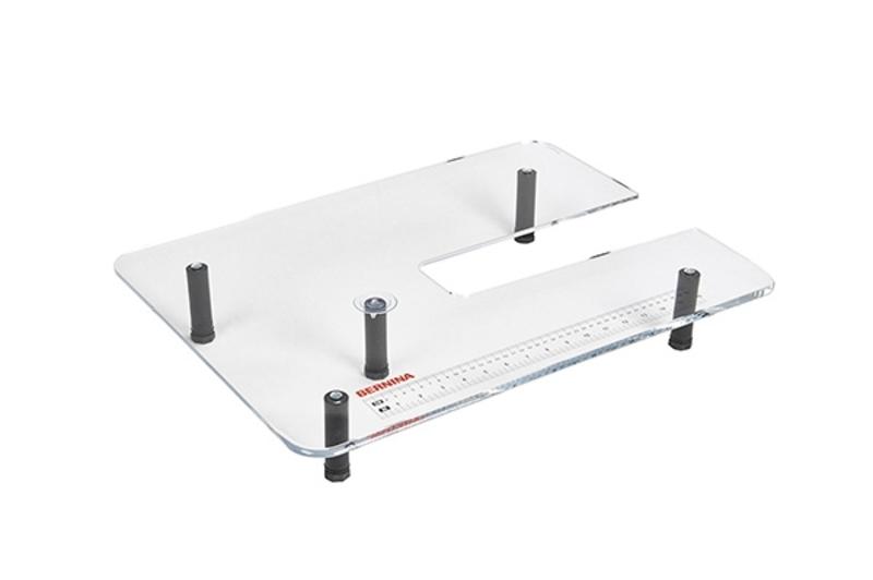 Приставной столик Bernina для квилтинга 60х45 см арт. 030 129 70 10
