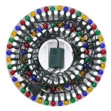 Гирлянда со взаимозаменяемыми лампами-шариками, 100 ламп