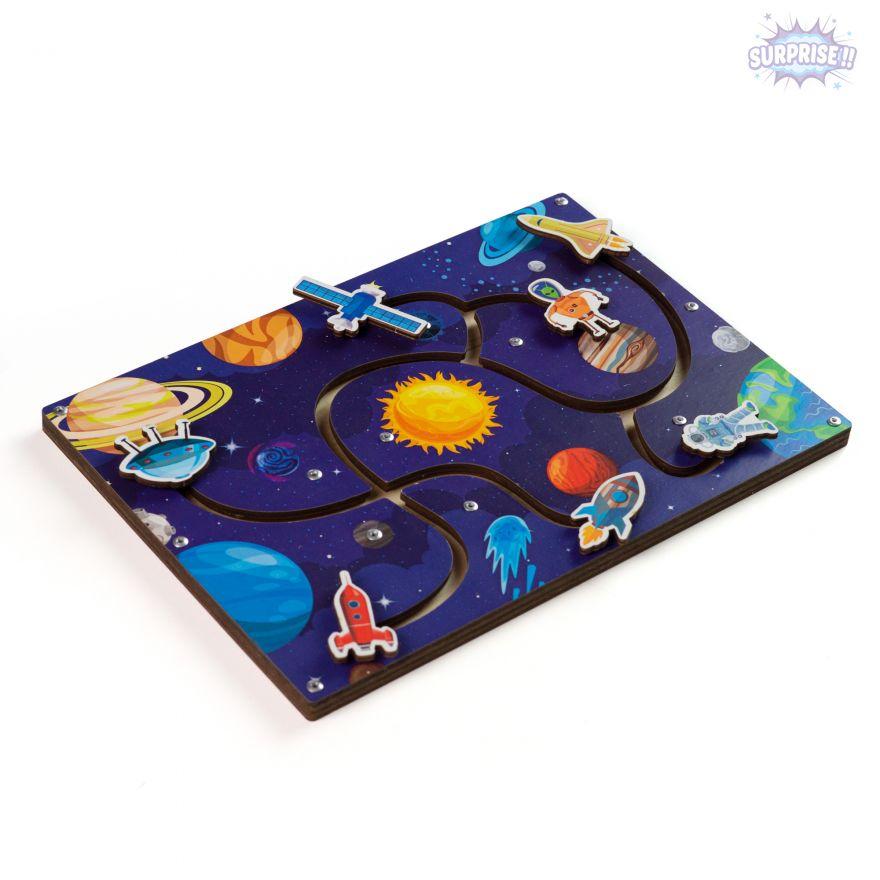 Лабиринт - пара космос