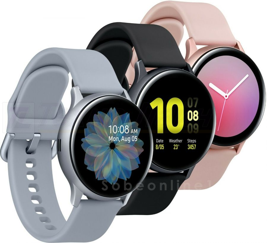 Часы Samsung Galaxy Watch Active2 алюминий 40 мм