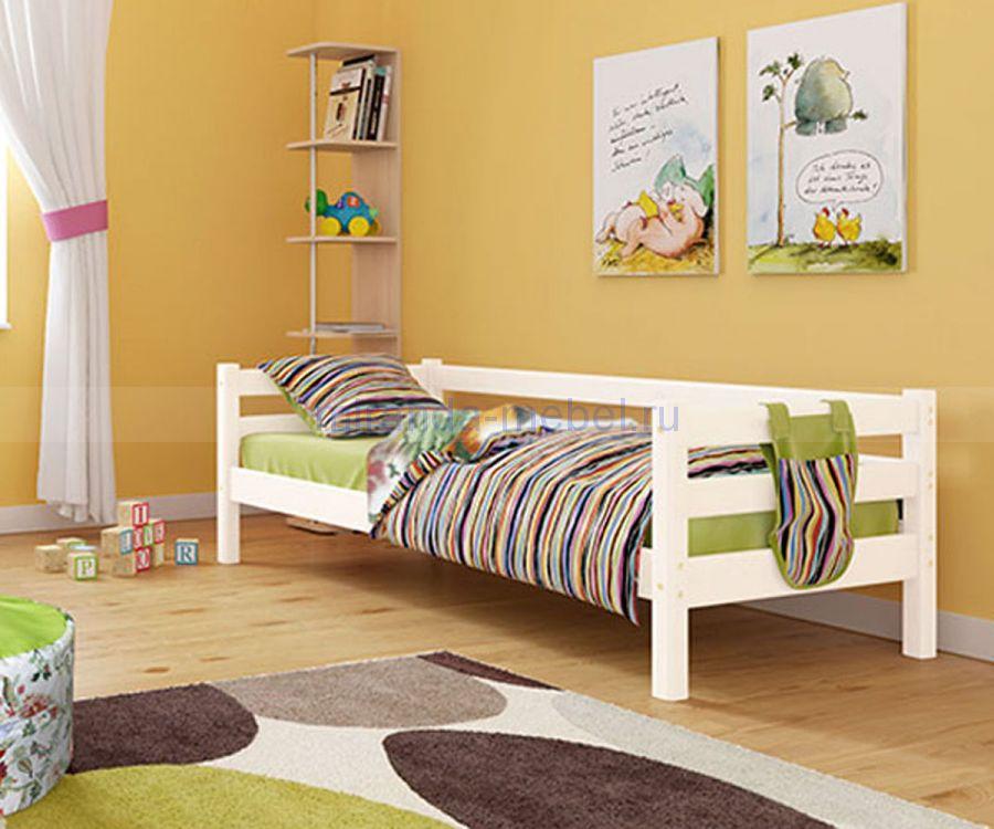 Соня Вариант №2 с задней защитой кровать