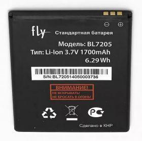Аккумулятор Fly BL7205 для телефона IQ4409 Quad ERA Life 4