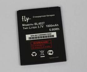Аккумулятор FLY BL4027 для телефона IQ4410 Quad Phoenix, Gionee E3