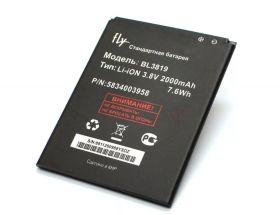 Аккумулятор Fly BL3819 для телефона IQ4514 Quad EVO Tech 4