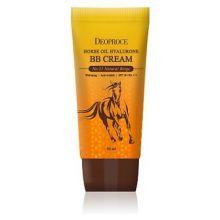 """""""ДП"""" Horse Крем для лица. DEOPROCE HORSE OIL HYALURONE BB cream #21 60g"""