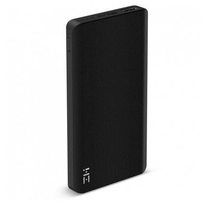 Универсальный внешний аккумулятор (Power Bank) Xiaomi ZMI Power Bank QB810 (10000 mAh) (black)