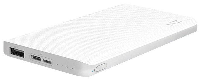 Универсальный внешний аккумулятор (Power Bank) Xiaomi ZMI Power Bank QB810 (10000 mAh) (white)