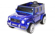 Детский электромобиль River Toys MERCEDES-BENZ G63 T999TT глянец