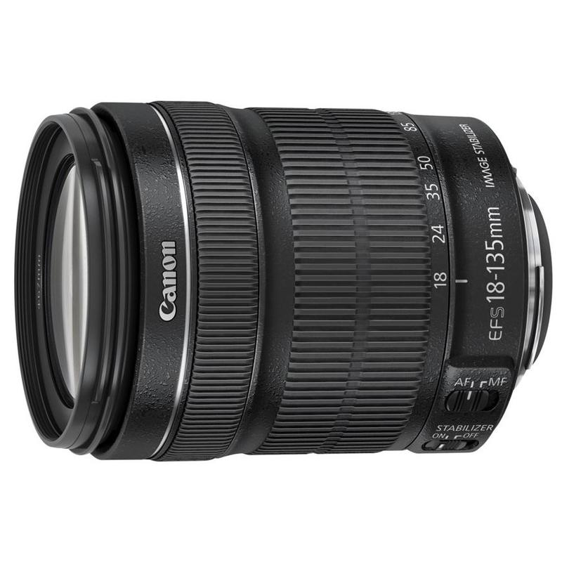 Canon EF-S 18-135mm f/3.5-5.6 IS STM( КТ)