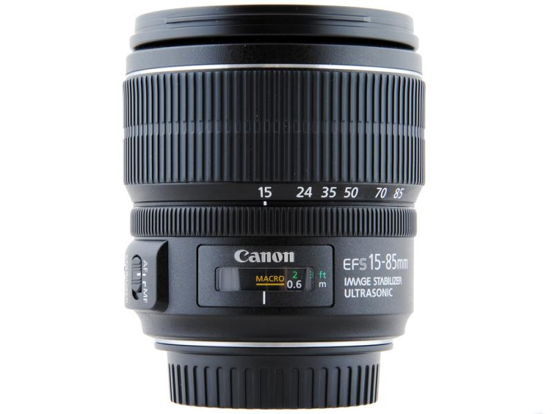Canon EF-S 15-85mm f/3.5-5.6 IS USM( КТ)