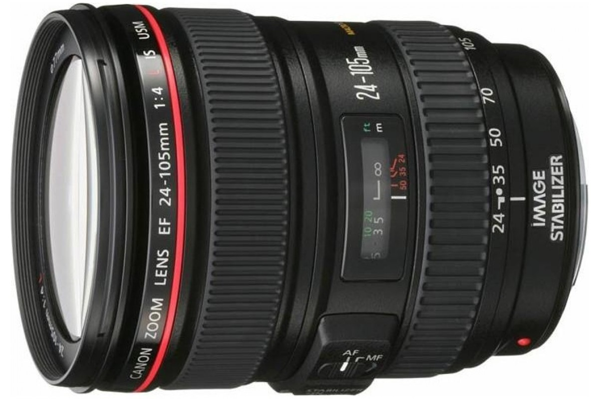 Canon EF 24-105mm f/4L IS USM( japan)