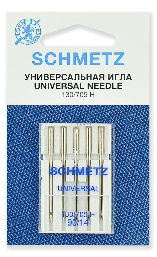 Иглы Schmetz стандартные №90 (5шт.)