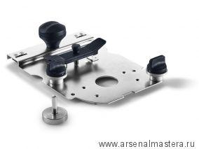 Пластина направляющая FESTOOL FP-LR32 для фрезерования отверстий с шагом 32 мм 494340