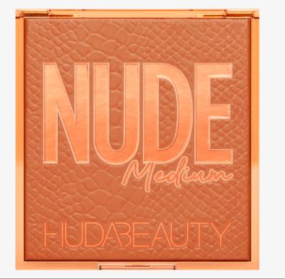 Палетка теней Huda Beauty - Medium Nude Obsessions