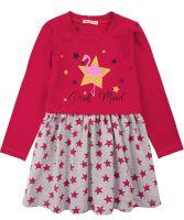 """Платье для девочек Bonito 3-7 лет """"Pink Mood"""" красное"""