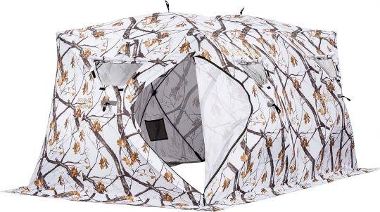 Палатка   зимняя HIGASHI DOUBLE WINTER CAMO PYRAMID 460*230*200
