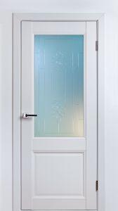 Дверное полотно Classik 1S с узкими наличниками