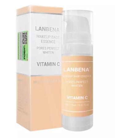 База- праймер Makeup Base Essence с витамином С от Lanbena.(30489)