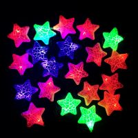 Электрическая новогодняя гирлянда Звезды, 5 м