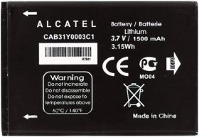 Аккумулятор Alcatel OneTouch 6040 CAB31Y0003C1