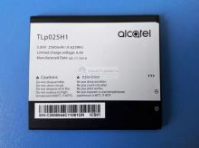 Аккумулятор Alcatel 5051 Pop 4 (5.0) TLp025H1 Tlp025H7