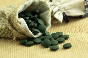 Спирулина натуральная в таблетках
