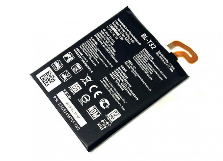 Аккумулятор LG G6 H870DS (BL-T32) Оригинал