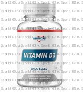 GeneticLab Nutrition Vitamin D3 90 капсул