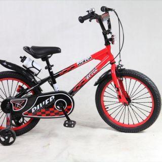 Детский велосипед RIVERBIKE-F-14-RED-BLACK