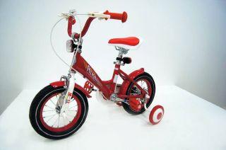 Детский велосипед RIVERBIKE-M-14-RED