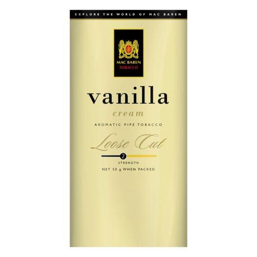 Табак трубочный Mac Baren Vanilla Cream