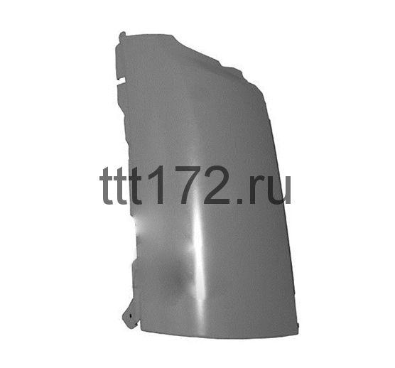 Дефлектор металлический правый FM12
