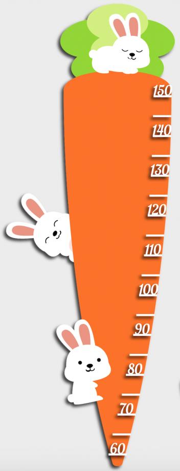 Ростомер морковка