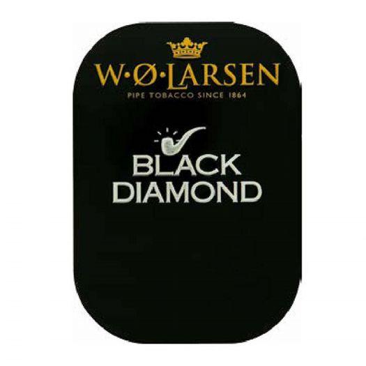 Табак трубочный W.O. Larsen Black Diamond