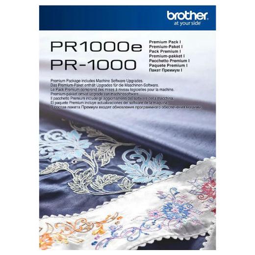 Обновление Premium Pack I для Brother PR1000/PR1000e