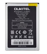 Аккумуляторная батарея Oukitel C5