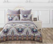 Постельное белье Сатин Этро 2-спальный Арт.1598-2