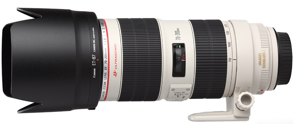 Canon EF 70-200mm f/2.8L IS II USM( japan)