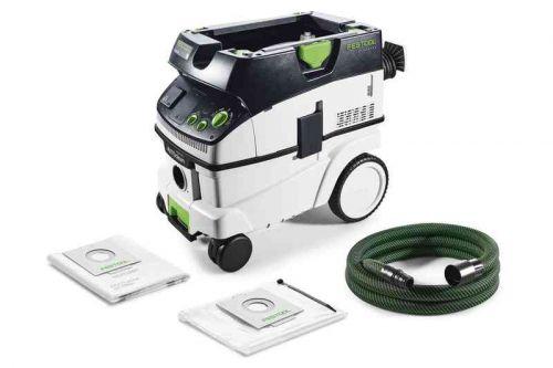 Пылеудаляющий аппарат CLEANTEX CTL 26 E AC