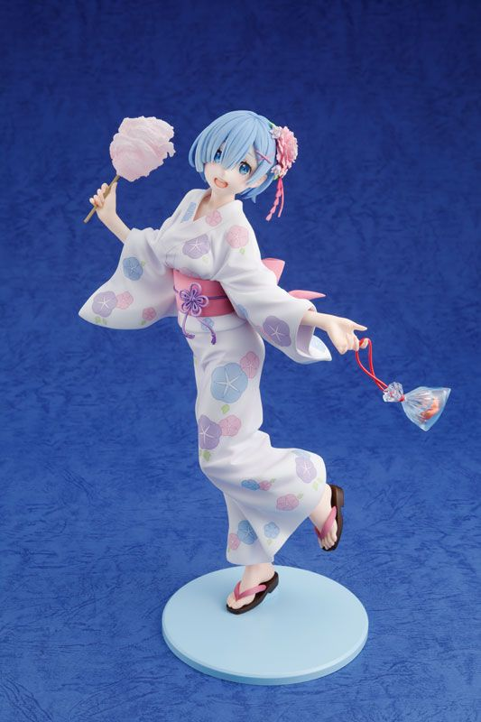 Аниме фигурка Re:ZERO Starting Life in Another World - Рем Rem Yukata Ver.