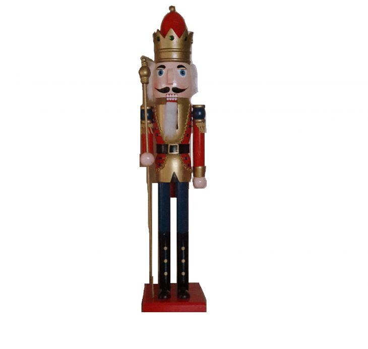 Щелкунчик 70 см король