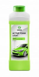 Шампунь для бесконтактной мойки автомобилей Grass Active Foam Light 1л цена, купить в Челябинске