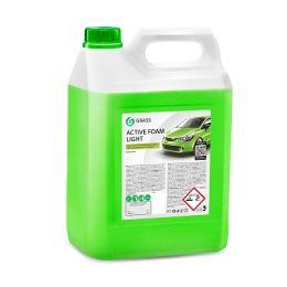 Активная пена Grass Active Foam Light (5кг) цена, купить в Челябинске/Автохимия и автокосметика