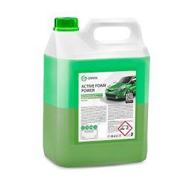 Активная пена Grass Active Foam Power (6кг) цена, купить в Челябинске/Автохимия и автокосметика