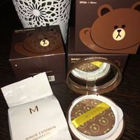 Кушон Missha Line Friends Magic Cushion