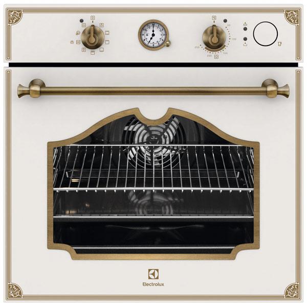 Встраиваемая электрическая духовка Electrolux OPEB 2650 V