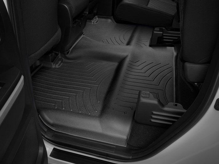 Коврики задние 3D WeatherTech (USA)Toyota TUNDRA Double Cab