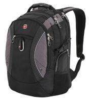 Рюкзак Wenger NEO 1015215 — черный / серый цвет