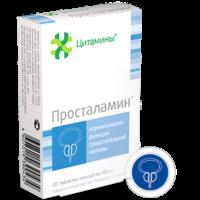 Просталамин биорегулятор предстательной железы